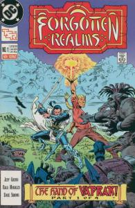 Forgotten Realms (DC) #1 VF/NM; DC | save on shipping - details inside