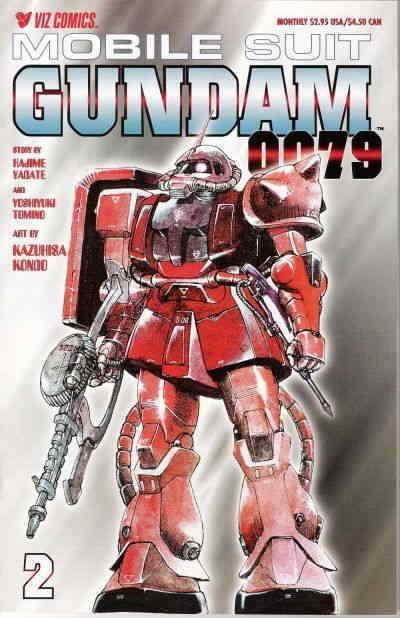 Mobile Suit Gundam 0079 #2 VF; Viz | save on shipping - details inside