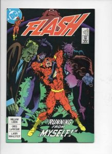 FLASH #27, VF/NM, Loebs, LaRocque, 1987 1989, more DC in store