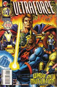 Ultraforce (1995 series) #1, NM (Stock photo)