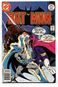 BATMAN #285 comic book-1977-DC VF