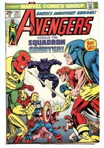 THE AVENGERS #141 comic book 1975-Patsy Walker - Hellcat appears