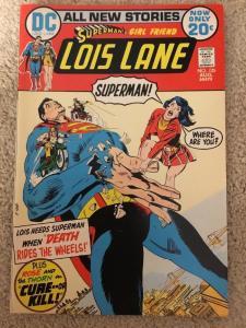 DC Superman's Girlfriend Lois Lane 125