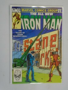 Iron Man #173 Direct edition 8.0 VF (1983 1st Series)