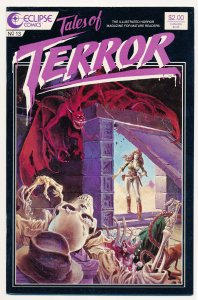 Tales of Terror (1985 Eclipse) #13 NM Last issue in the series