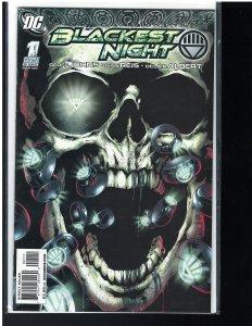 Blackest Night #1 (DC, 2009)