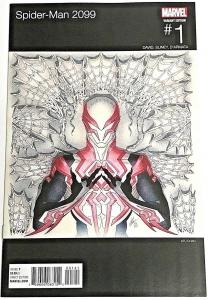 SPIDER-MAN 2099#1 NM 2016 HIP HOP VARIANT MARVEL COMICS