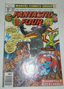 Fantastic Four # 188 November 1977 Marvel