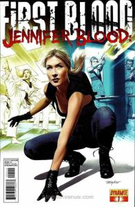 Jennifer Blood: First Blood #1 VF/NM; Dynamite | save on shipping - details insi