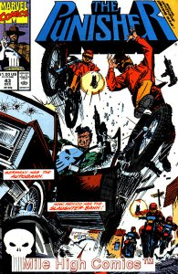 PUNISHER  (1987 Series)  (MARVEL) #43 Very Fine Comics Book