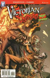 Victorian Undead #6 VF/NM; WildStorm   save on shipping - details inside