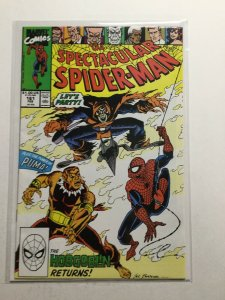 Spectacular Spider-Man 161 Near Mint Nm Marvel