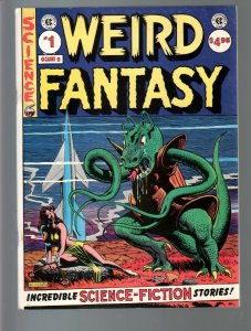 Weird Fantasy-#1-1986-Rush Cochran-Reprint