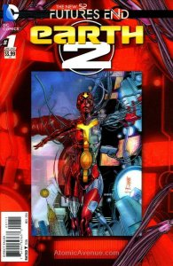 Earth 2: Futures End #1 VF/NM; DC | save on shipping - details inside