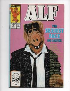 ALF #6, VF/NM,  Marvel, 1988  more in store