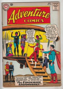 Adventure Comics #313 (Oct-63) FN+ Mid-High-Grade Legion of Super-Heroes (Sup...