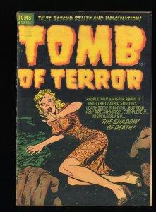 Tomb Of Terror #7 FN 6.0
