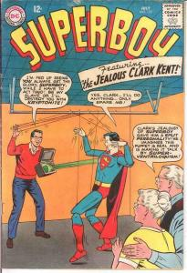 SUPERBOY 122 G+   July 1965 COMICS BOOK