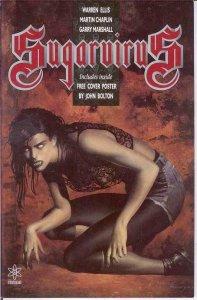SUGARVIRUS (1993 ATOMEKA/TUNDRA) NN (3.95 CVR) VF-NM SC COMICS BOOK