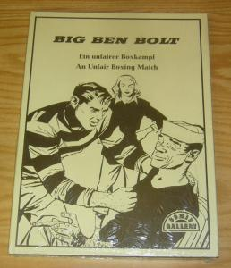 Big Ben Bolt HC 2 new hardcover - still sealed - classic comic strips - boxer