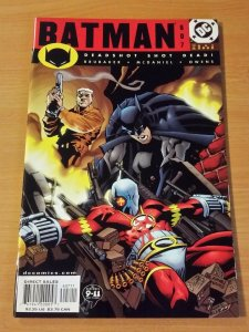 Batman #607 ~ NEAR MINT NM ~ 2002 DC COMICS