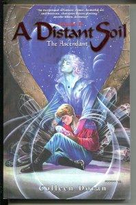 Distant Soil: The Ascendant-Colleen Doran-Vol 2-1998-PB-VG/FN
