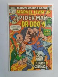 Marvel Team-Up #43 7.0 FN/VF (1976)