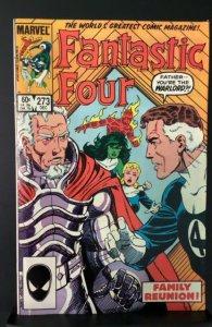Fantastic Four #273 (1984)
