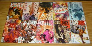Jack of Fables #1-50 VF/NM complete series + 2nd print BILL WILLINGHAM comic set