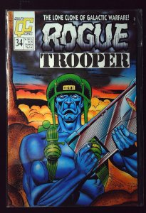 Rogue Trooper (GB) #34 (1989)