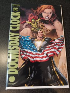 ​DOOMSDAY CLOCK #11 VILLIANS COVER NM