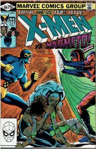 X-Men #150, 9.4 or better Signed Claremont, Wiacek, Cockrum, Jones