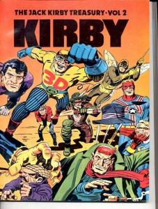 Jack Kirby Treasury Volume 2: 1948-1960 Paperback