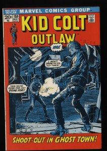 Kid Colt Outlaw #159 NM- 9.2