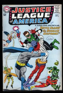 Justice League Of America #35 FN 6.0