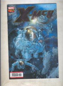 X Men publicacion mensual vol 1 numero 004