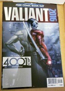 Valiant: 4001 A.D. FCBD Special #1 (2016)