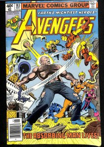 The Avengers #183 (1979)