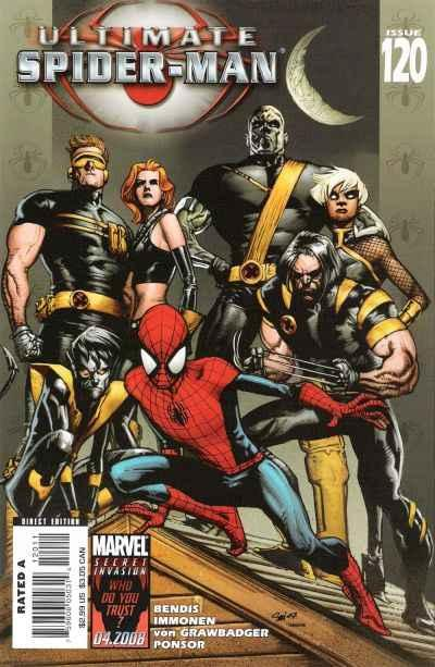 Ultimate Spider-Man (2000 series) #120, NM (Stock photo)