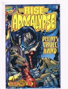 The Rise Of Apocalypse #2 VF/NM 1st Print Marvel Comic Book Origin DE2