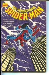 Sensational Spider-Man-Dennis O'Neill-1988-PB-VG/FN