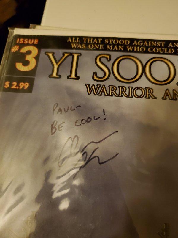 Yi Soon Shin #3 (2015)