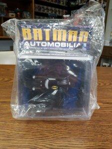 Batman Automobilia No. 39 Eaglemoss Die Cast Vehicle NEW In Plastic