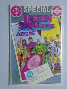 Legion of Substitute-Heroes (1985) #1 - 8.0 VF - 1985