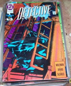 DETECTIVE COMICS  # 628 BATMAN 1991 --DC