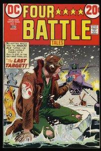 Four-Star Battle Tales #2 NM 9.4