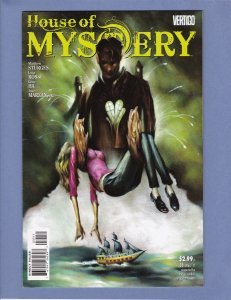 House of Mystery #35 FN