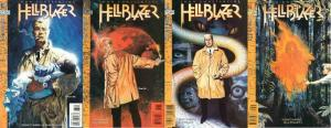 HELLBLAZER 85-88  Warped Notions  Eddie Campbell
