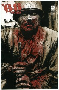 '68 Scars #2, 1st Print, NM, Zombie, unDead. Vietnam War, 2012, more in store