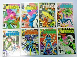 Doctor Strange (2nd Series), From:#50-80, 24 Different 8.0/VF (1982-1986) no #64